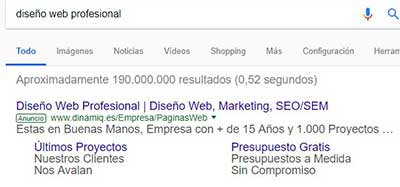 webstalia marketing - diseño web en toledo - posicionamiento seo